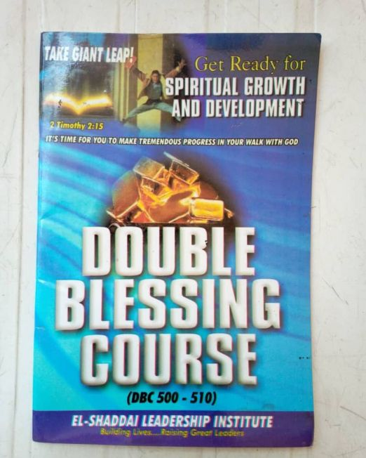 Double Blessing Course
