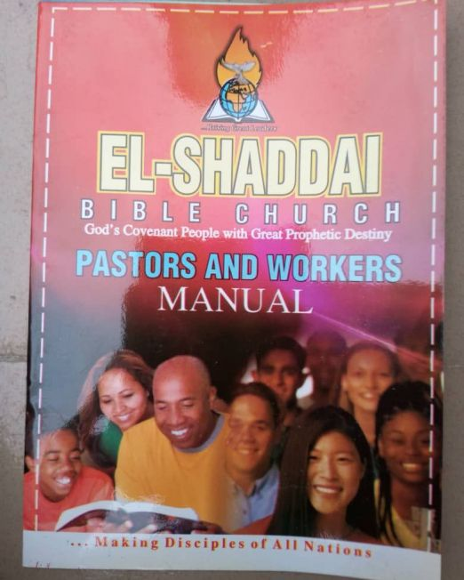 Pastor and Workers Manual
